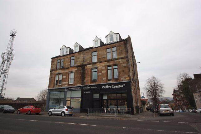 3 bed flat to rent in Robertson Street, Greenock PA16