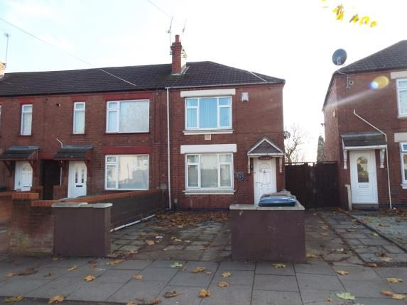 End terrace house in  Hen Lane  Holbrooks  Coventry  West Midlands  Birmingham