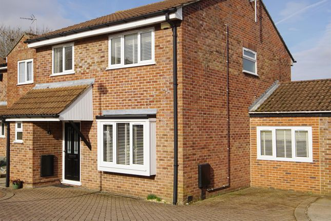 Thumbnail Detached house for sale in Templar Road, Yate, Bristol