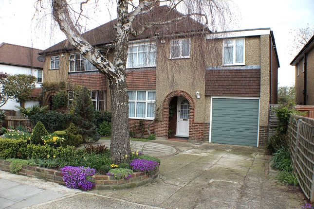 Thumbnail Semi-detached house for sale in Manor Way, Ruislip