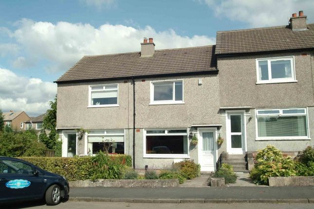 Thumbnail Terraced house to rent in Nevis Road, Bearsden