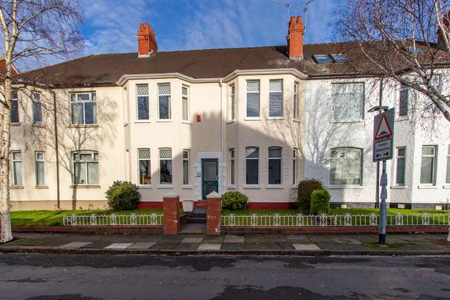 Thumbnail Terraced house for sale in Winchester Avenue, Penylan, Cardiff