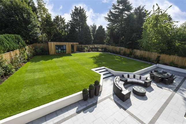 6 bed detached house for sale in downs side cheam surrey for Modern house zoopla