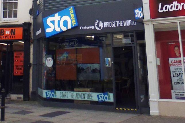 Thumbnail Retail premises to let in 114 High Street, High Street, Cheltenham