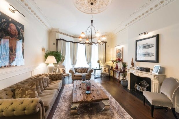 Thumbnail Flat to rent in Collingham Road, South Kensington