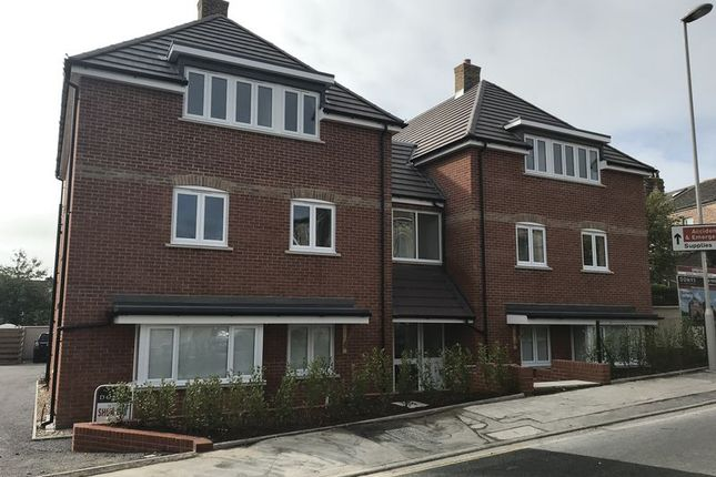 Thumbnail Flat for sale in Damers Road, Dorchester