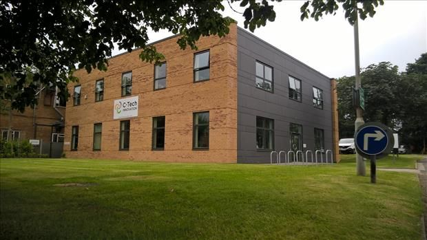 Thumbnail Office to let in Ground Floor, Capenhurst Technology Park, Capenhurst, Chester