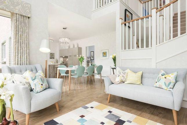 "Thumbnail Detached house for sale in ""Stevenson"" at Phoenix Rise, Gullane"