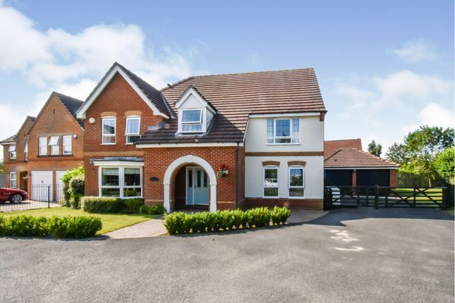 5 bed detached house for sale in Albright Close, Pocklington, York YO42