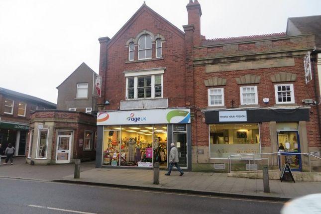 Thumbnail Retail premises for sale in 31 High Street, 31 High Street, Alfreton