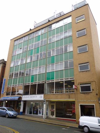 Office to let in Cheapside, Stoke-On-Trent, Staffordshire