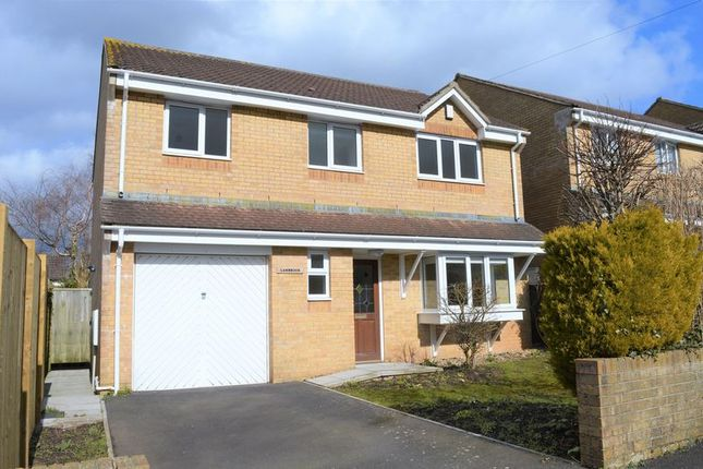 Thumbnail Detached house for sale in Woodview, Chilcompton, Radstock