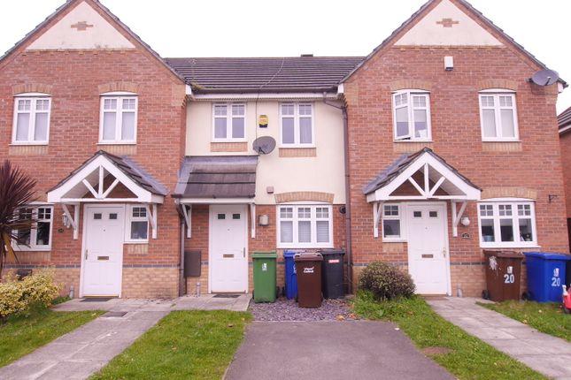 Thumbnail Town house to rent in Lune Road, Platt Bridge, Wigan
