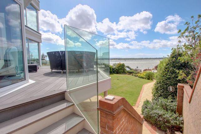 Thumbnail Detached house for sale in Dorset Lake Avenue, Poole