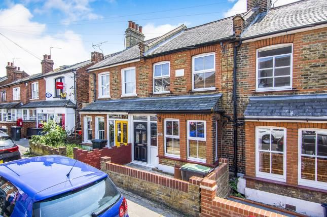 Thumbnail Terraced house for sale in Epping, Essex
