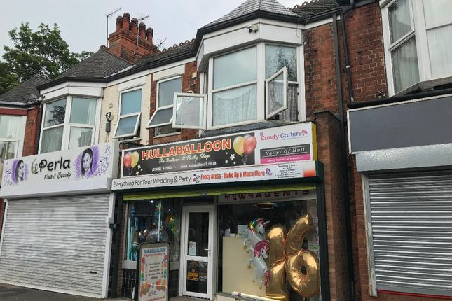 Thumbnail Flat for sale in Beverley Road, Kingston Upon Hull