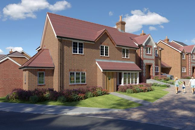4 bed detached house for sale in St Mary's Hill, Hurstbourne Priors, Whitchurch RG28