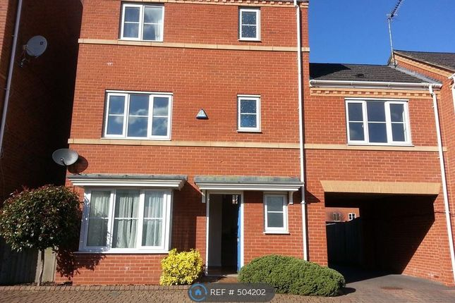 Thumbnail Detached house to rent in Padbury Drive, Banbury