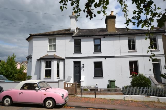 Thumbnail Town house for sale in Dunstan Road, Tunbridge Wells, Kent