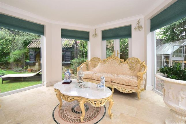 Thumbnail Detached bungalow for sale in Callis Court Road, Broadstairs, Kent
