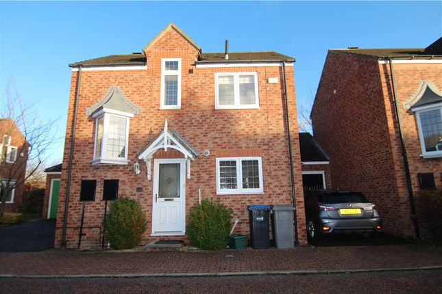 Thumbnail Link-detached house for sale in St. Hilds Court, Rennys Lane, Durham