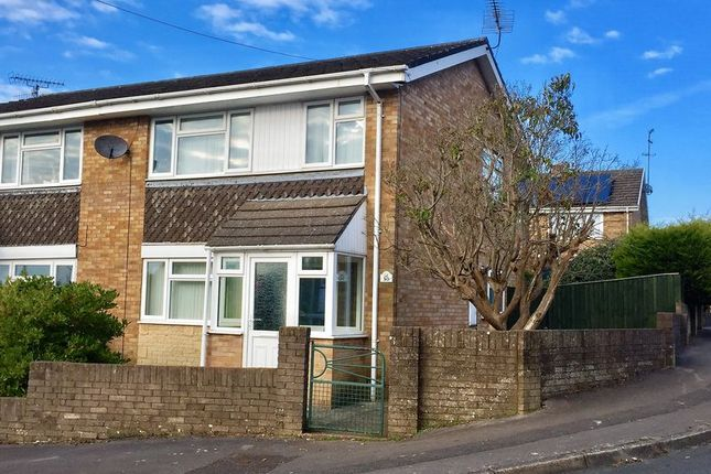 3 bed semi-detached house for sale in Prospect Close, Coleford
