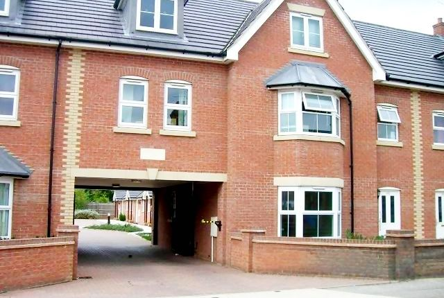 Thumbnail Flat to rent in St Lukes Court, Foxhall Road, Ipswich