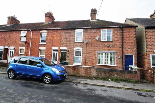 Thumbnail Terraced house to rent in Jubilee Road, Newbury