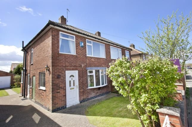 Thumbnail Semi-detached house for sale in Anthea Drive, York, North Yorkshire, England