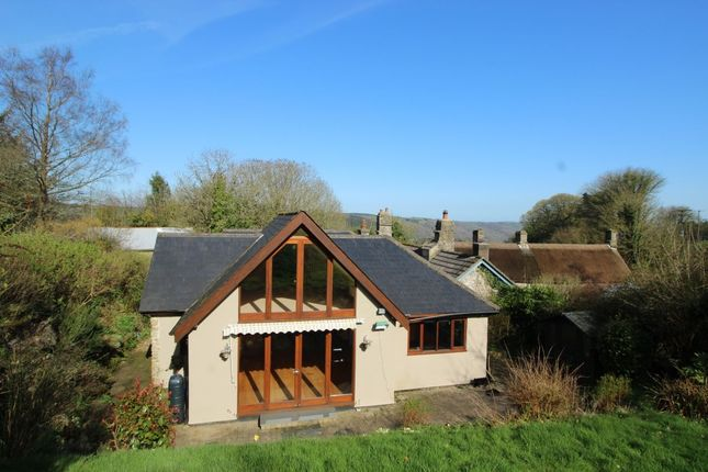 Thumbnail Detached house for sale in (The Old Dairy), Lustleigh, Newton Abbot