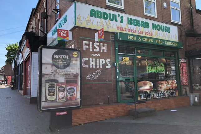 Thumbnail Retail premises to let in Rookery Road, Handsworth, Birmingham