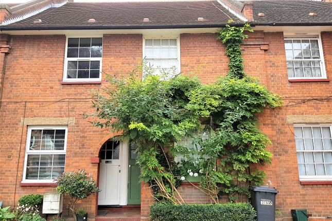 Thumbnail Terraced house to rent in Tower Gardens Road, London