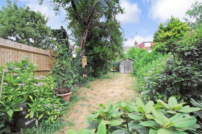 Rear Garden of Inglis Road, East Croydon, Croydon, Surrey CR0