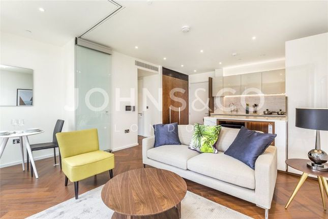 1 bed flat to rent in Capital Building, Embassy Gardens