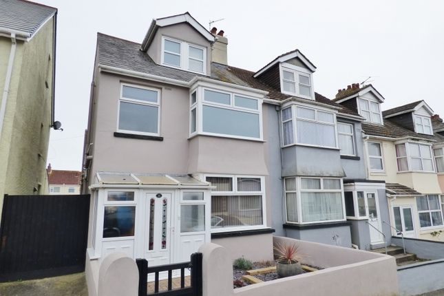 Thumbnail End terrace house for sale in Second Avenue, Torquay