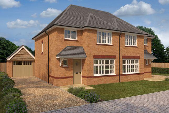 Thumbnail Semi-detached house for sale in Southfleet Road, Ebbsfleet