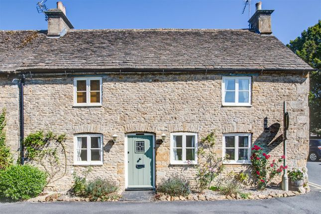 Thumbnail End terrace house for sale in Wraggs Row, Stow On The Wold, Cheltenham