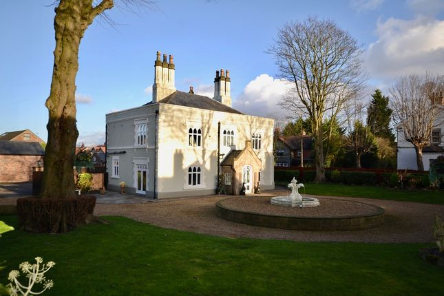 Thumbnail Detached house for sale in Cottage Lane, Ormskirk