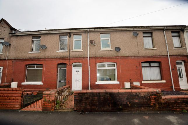 Thumbnail Terraced house for sale in Rose Terrace, Llanharan, Pontyclun