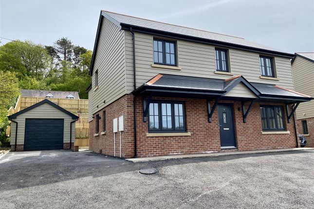 Thumbnail Detached house for sale in Colonel Road, Betws, Ammanford