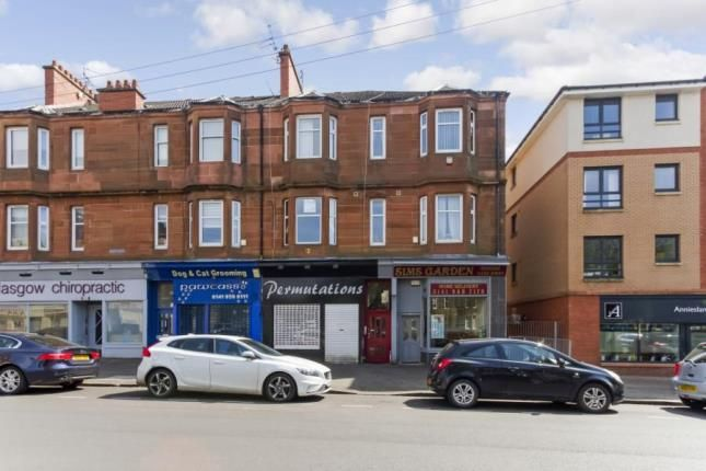 Thumbnail Flat for sale in Crow Road, Anniesland, Glasgow