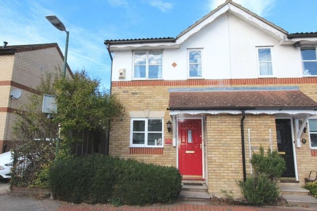 Thumbnail Terraced house for sale in William Street, Carshalton