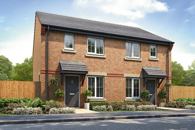 "Thumbnail Mews house for sale in ""Plot 135 - The Dadford"" at Whittingham Hospital Grounds, Whittingham, Preston"