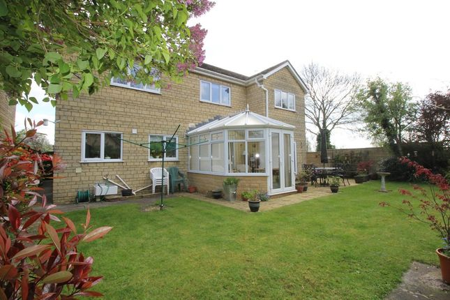 Thumbnail Detached house for sale in Bell Piece, Sutton Benger, Chippenham