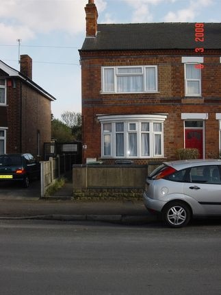 Thumbnail Terraced house to rent in Abbey Road, Beeston