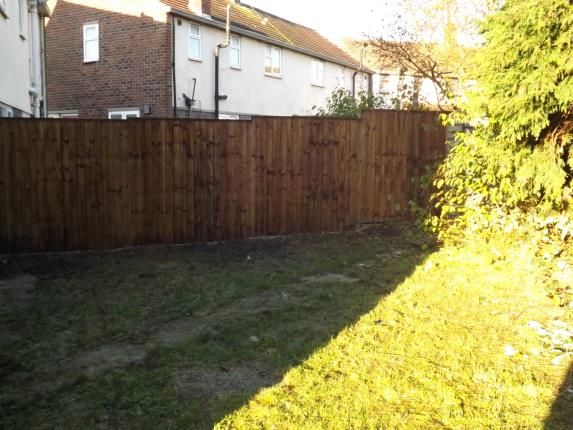 Rear Garden of Stowe Avenue, West Bridgford, Nottingham, Nottinghamshire NG2