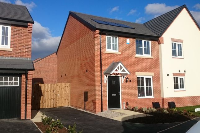 Thumbnail Semi-detached house to rent in Tyneham Way, Cottam, Preston