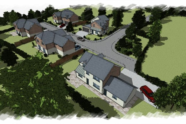 Thumbnail Detached house for sale in Redwood Drive, Loddiswell, Kingsbridge