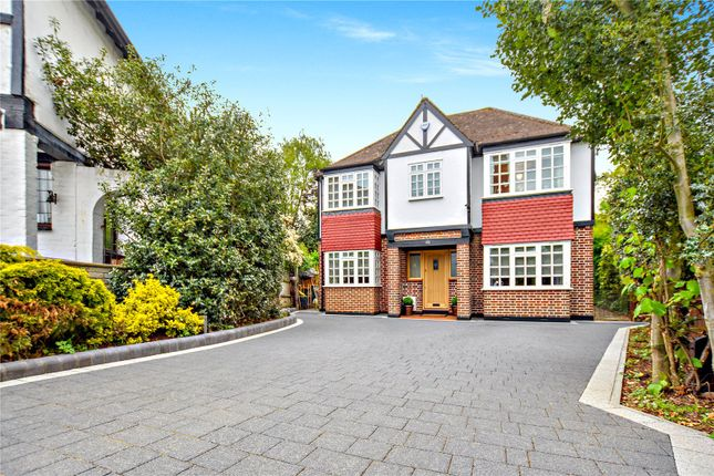 Thumbnail Detached house for sale in Arcadian Avenue, Bexley, Kent