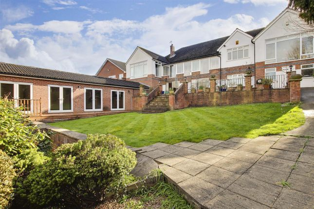Thumbnail Detached house for sale in Digby Avenue, Mapperley, Nottinghamshire